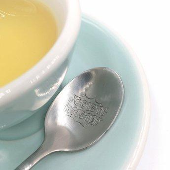 "Style De Vie One Message Spoon - ""Coolste meester"""