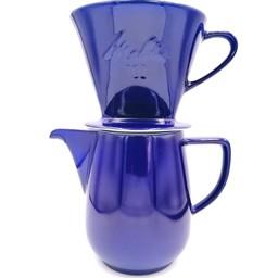 Melitta Pour Over-Set 0,6l - Blauw