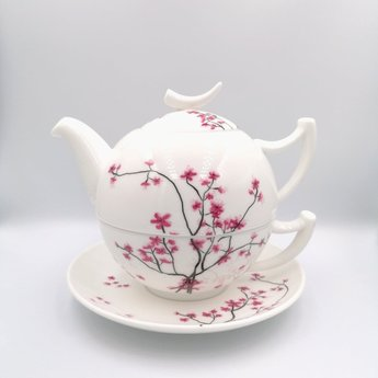 Tea Logic Tea-for-One - Cherry Blossom