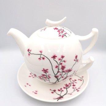 Tea Logic Tea-for-One - Sherry Blossom