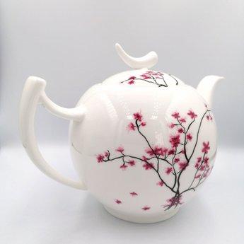 Tea Logic Theepot 1l - Cherry Blossom