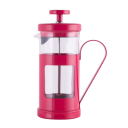 La Cafetière French Press Monaco 0.35l - Rood