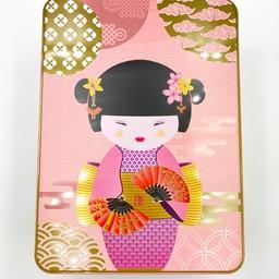 Eigenart Little Geisha Theedoos Groot - Roze
