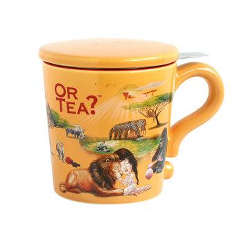 Or Tea Theebeker met Filter - African Affairs