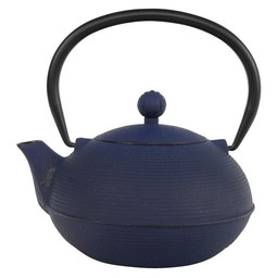 Teaclassix Theepot Gietijzer Ganzou 900ml - Blauw