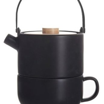 Bredemeijer Tea For One Umea zwart