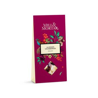 Mill & Mortar Almonds & Cranberries, Mill & Mortar, Organic