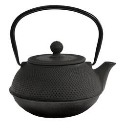 Teaclassix Theepot Gietijzer Arare 800ml - Zwart