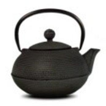 Teaclassix Theepot gietijzer Ganzou zwart 0.90l