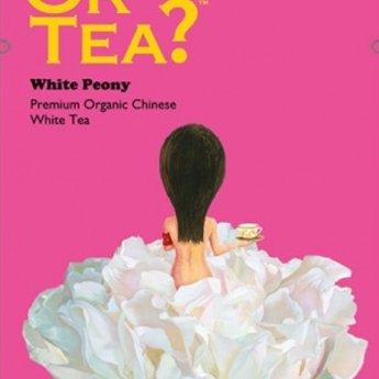 Or Tea Lychee White Peony, Or Tea, blik losse thee, 50gr