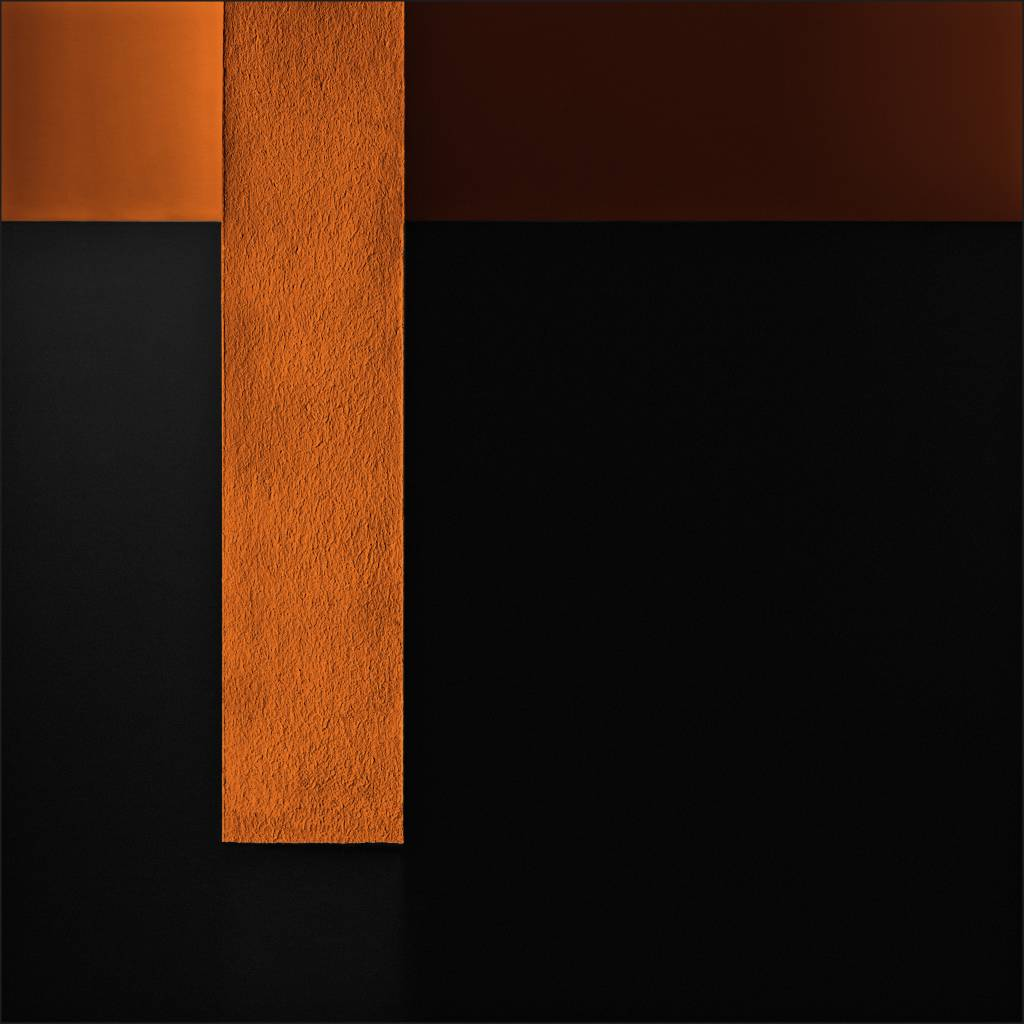 Umo Art Gallery Cross wall