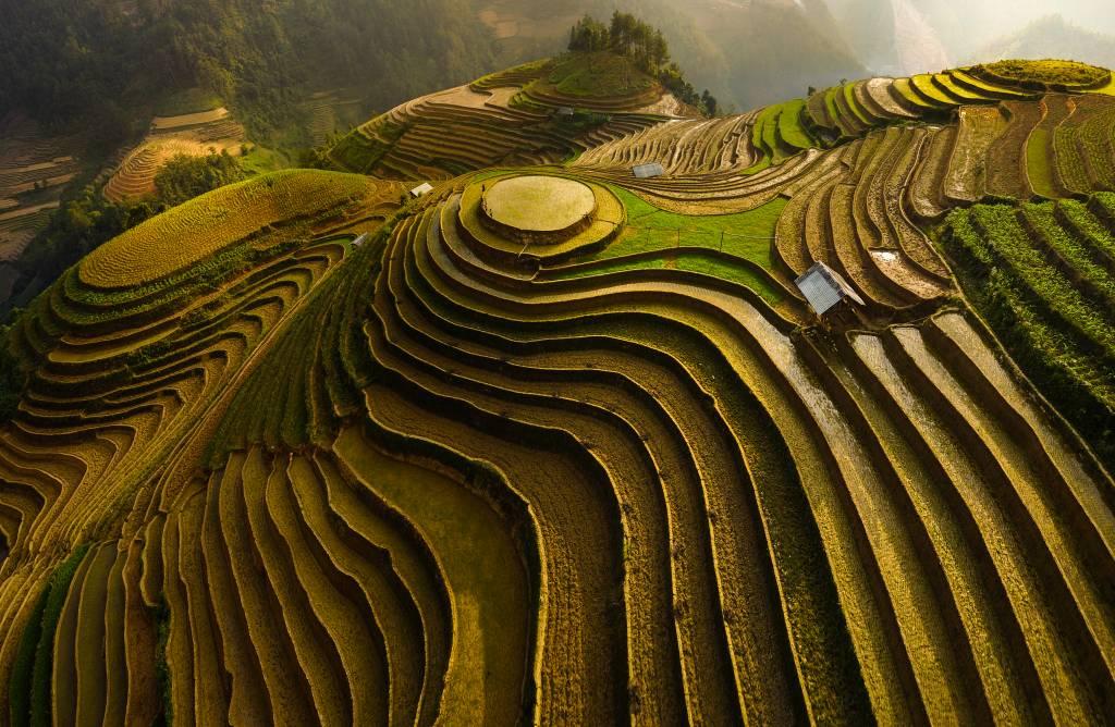 Umo Art Gallery Mu cang chai - vietnam