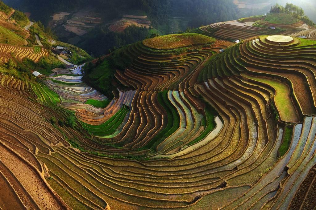 Umo Art Gallery Mu Cang Chai 1 - vietnam