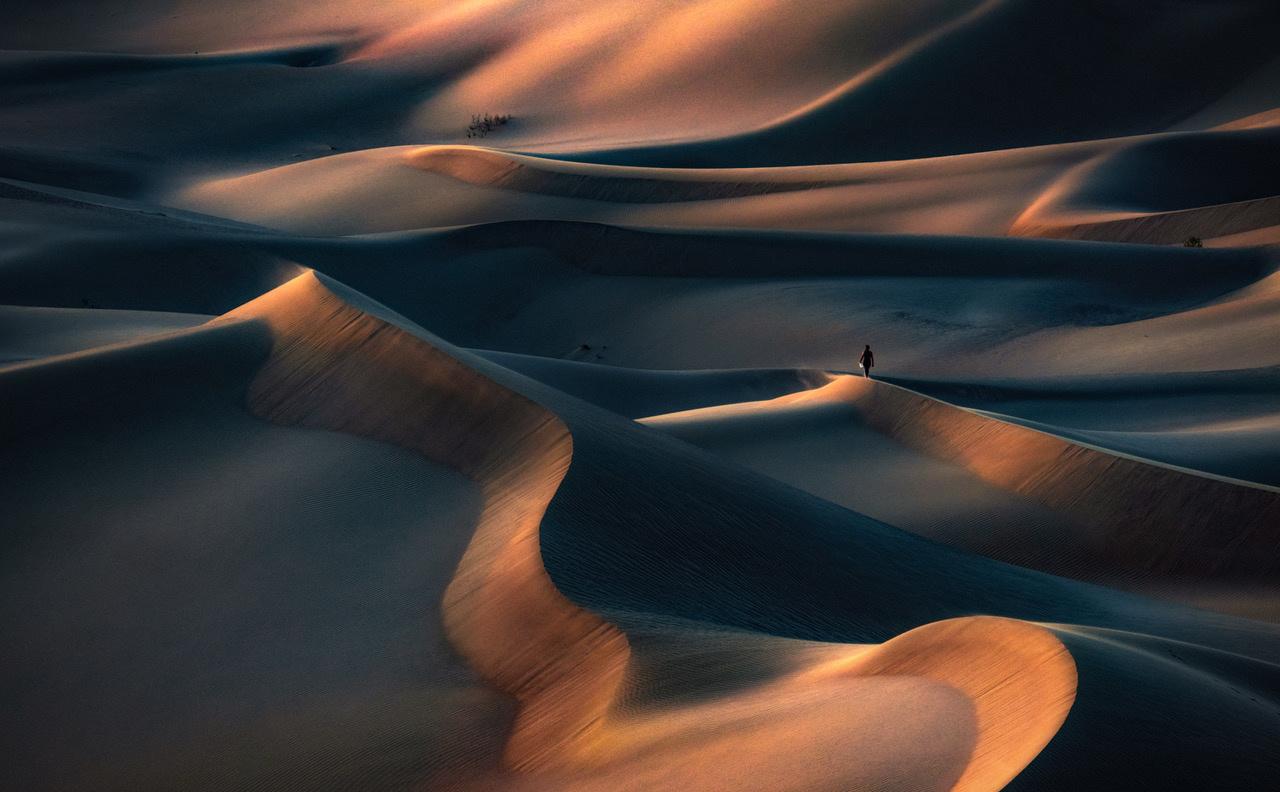 Umo Art Gallery Magnificence of desert III