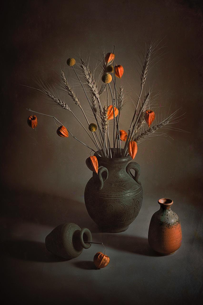 Umo Art Gallery Orange Delight