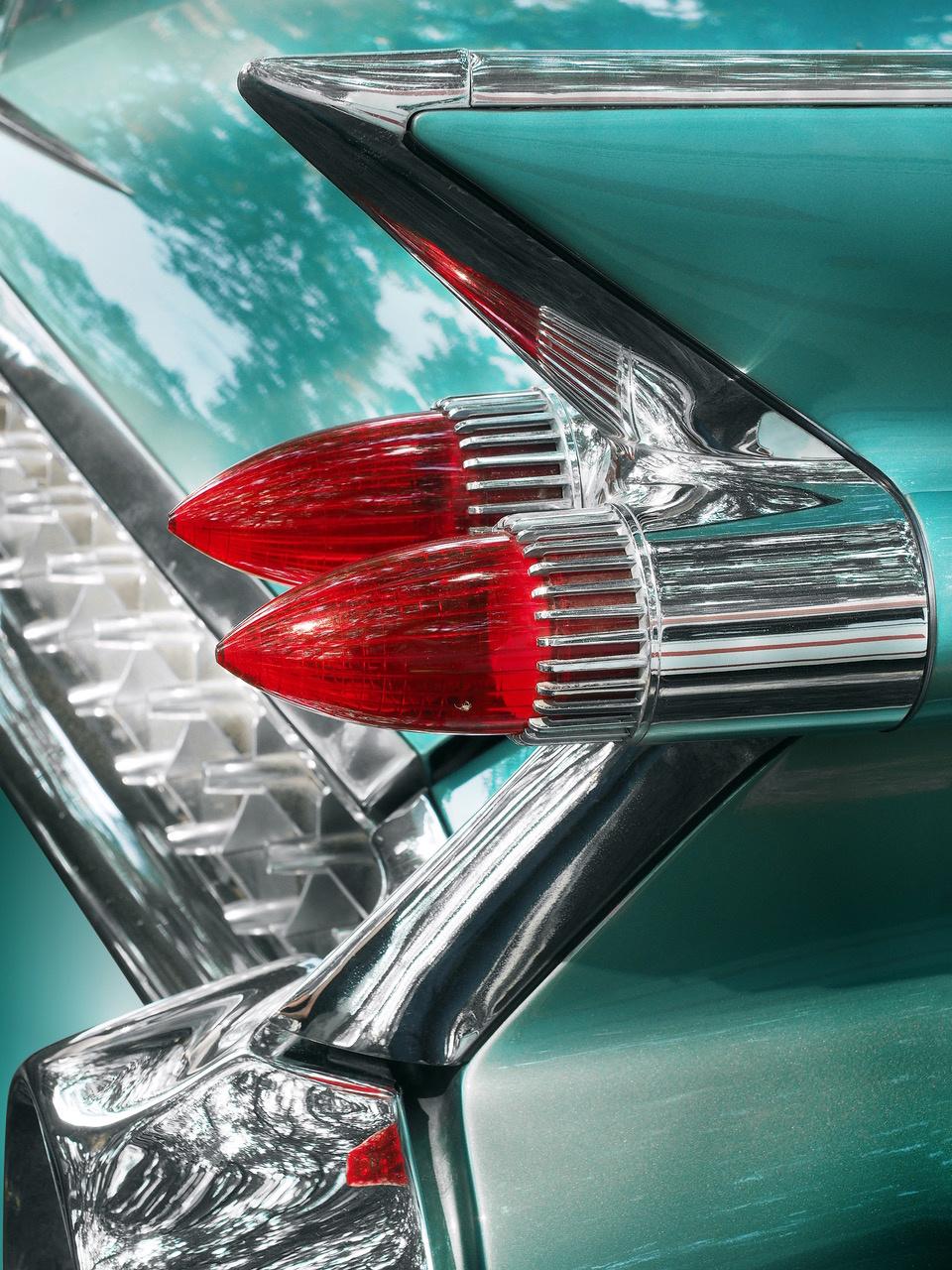 Umo Art Gallery US classic car caddy 1959