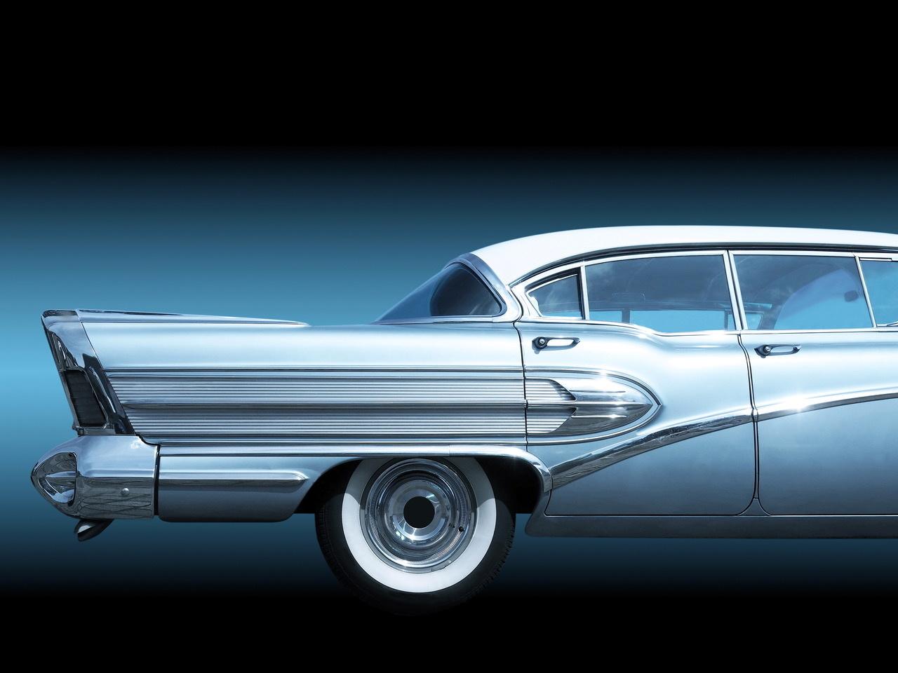 Umo Art Gallery US classic car Super 1958