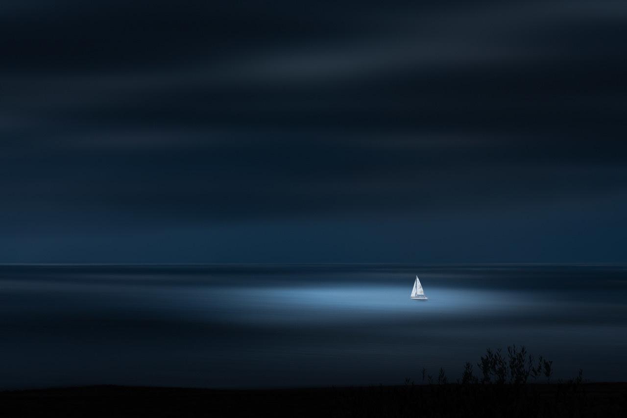 Umo Art Gallery Sailing
