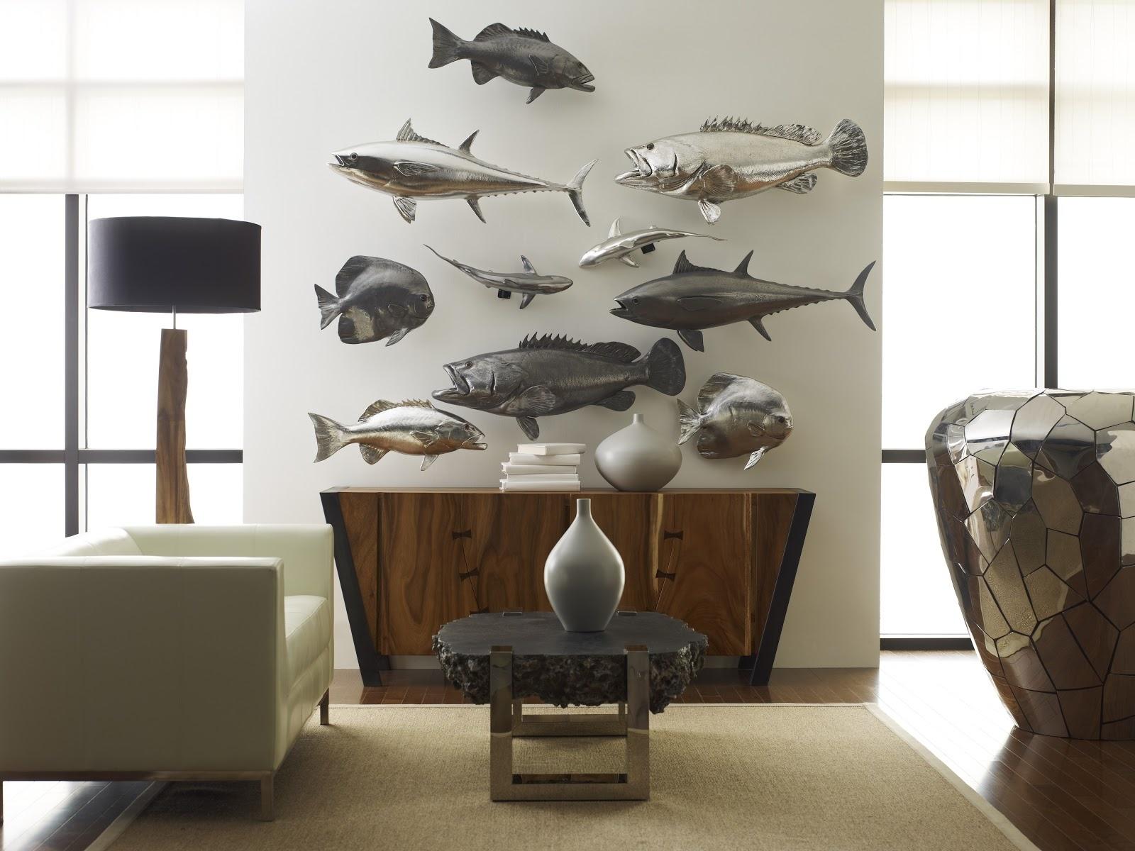 Umo Art Gallery Bluefin Tuna Fish