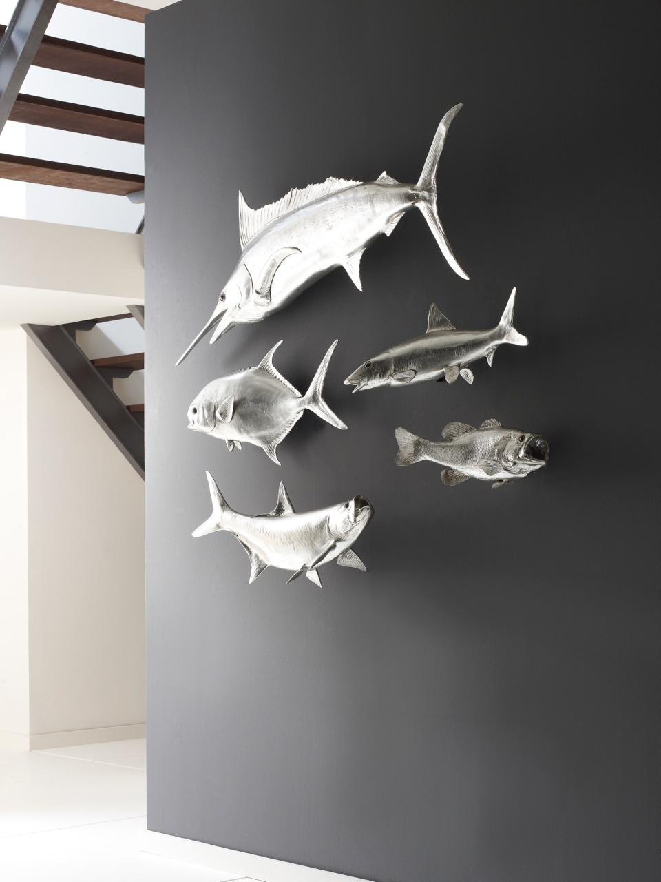 Umo Art Gallery Wahoo Fish