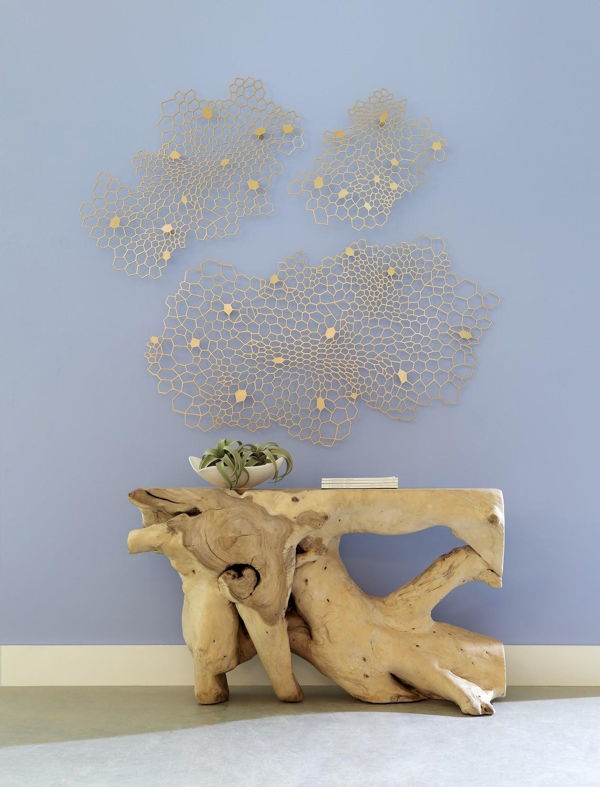 Umo Art Gallery Honeycomb Large