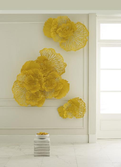 Umo Art Gallery Flower wall Art S