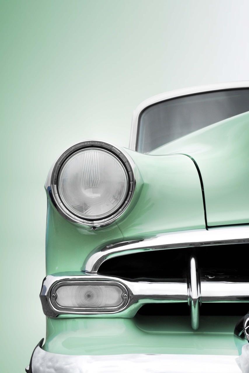 Umo Art Gallery US classic car 1954 Bel Air Powerglide