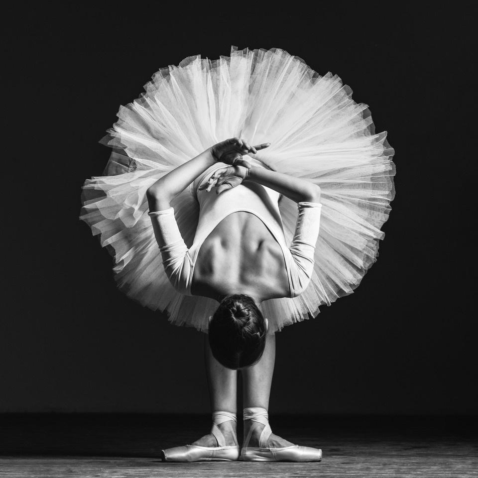 Umo Art Gallery Ballerina at class