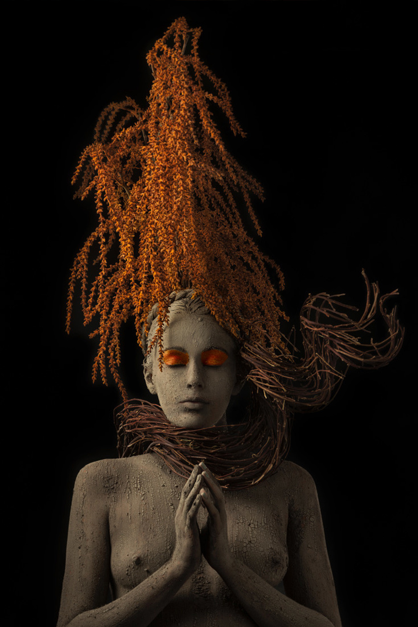 Umo Art Gallery Roots: praying for rain