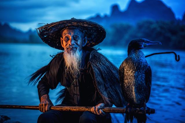 Umo Art Gallery Cormorant fisherman
