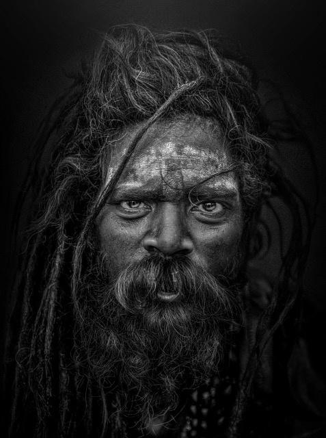 Umo Art Gallery Portrait Sourav