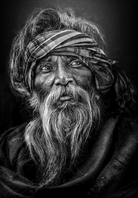 Umo Art Gallery Portrait of Old Man
