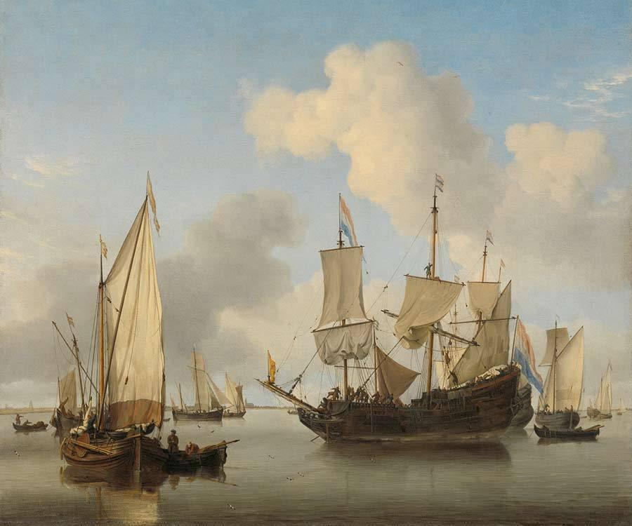 Rijksmuseum Willem van de Velde (II)
