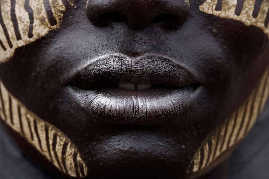 Umo Art Gallery African Warrior