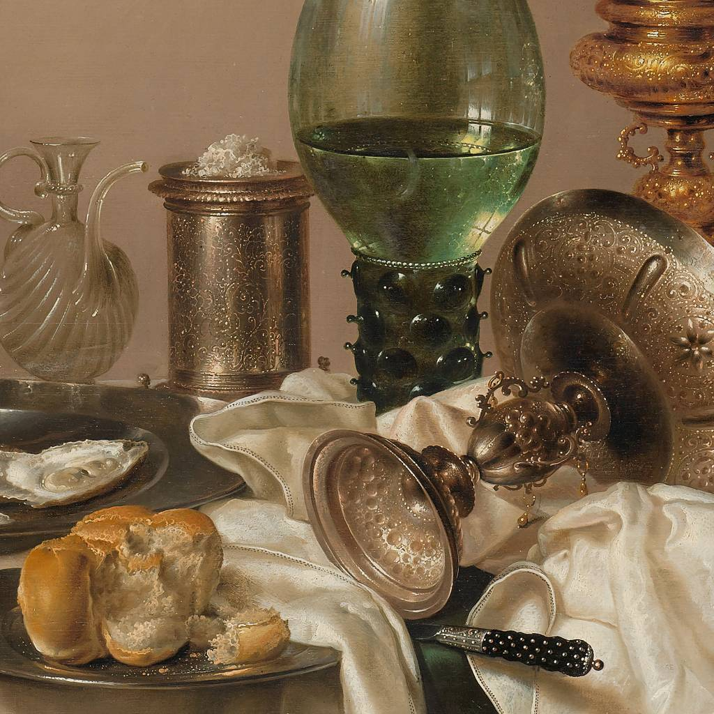 Rijksmuseum Willem Claesz. Heda