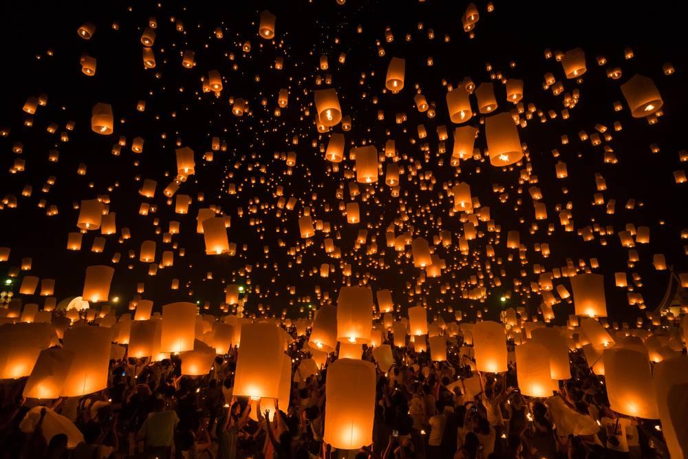 Umo Art Gallery Lantern festival