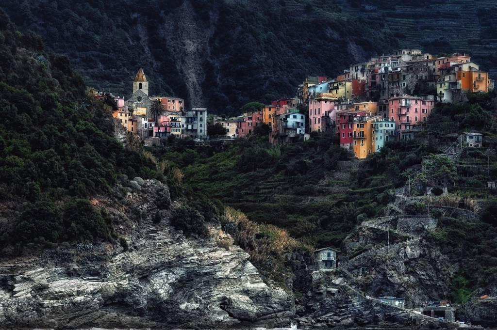 Umo Art Gallery village  -on the rocks-
