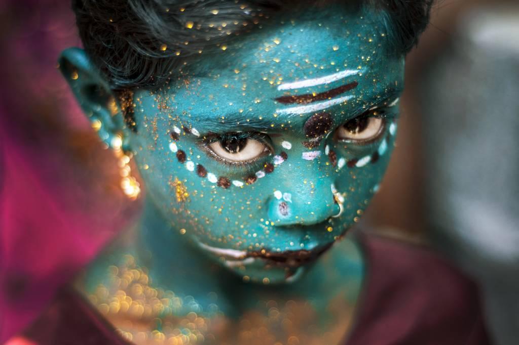 Umo Art Gallery Angalamman Festival @ Kaveripattinam, Krishnagiri, Tamilnadu, India
