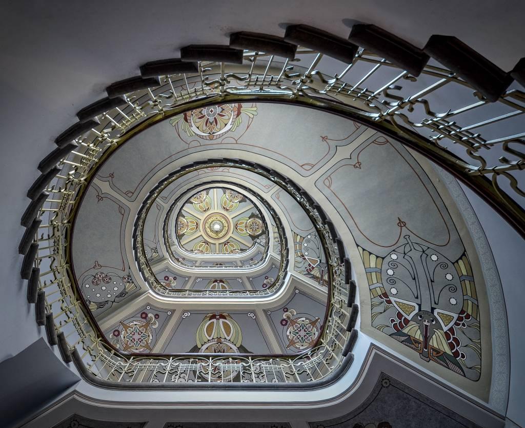 Umo Art Gallery Art Nouveau in Riga