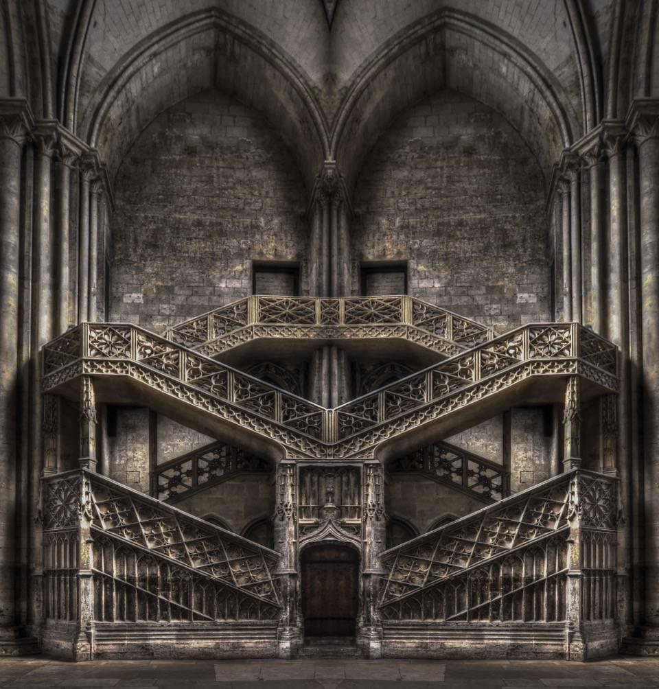 Umo Art Gallery Tribute to Escher