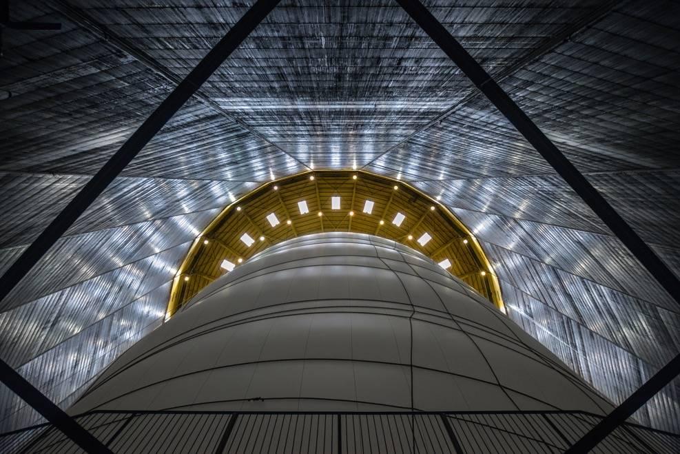 Umo Art Gallery Gasometer - Big Air Package