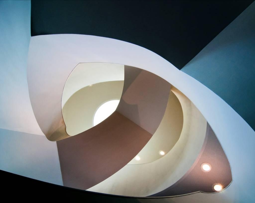Umo Art Gallery Top light