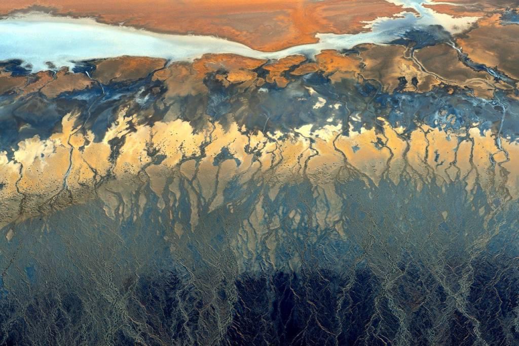 Umo Art Gallery California Aerial