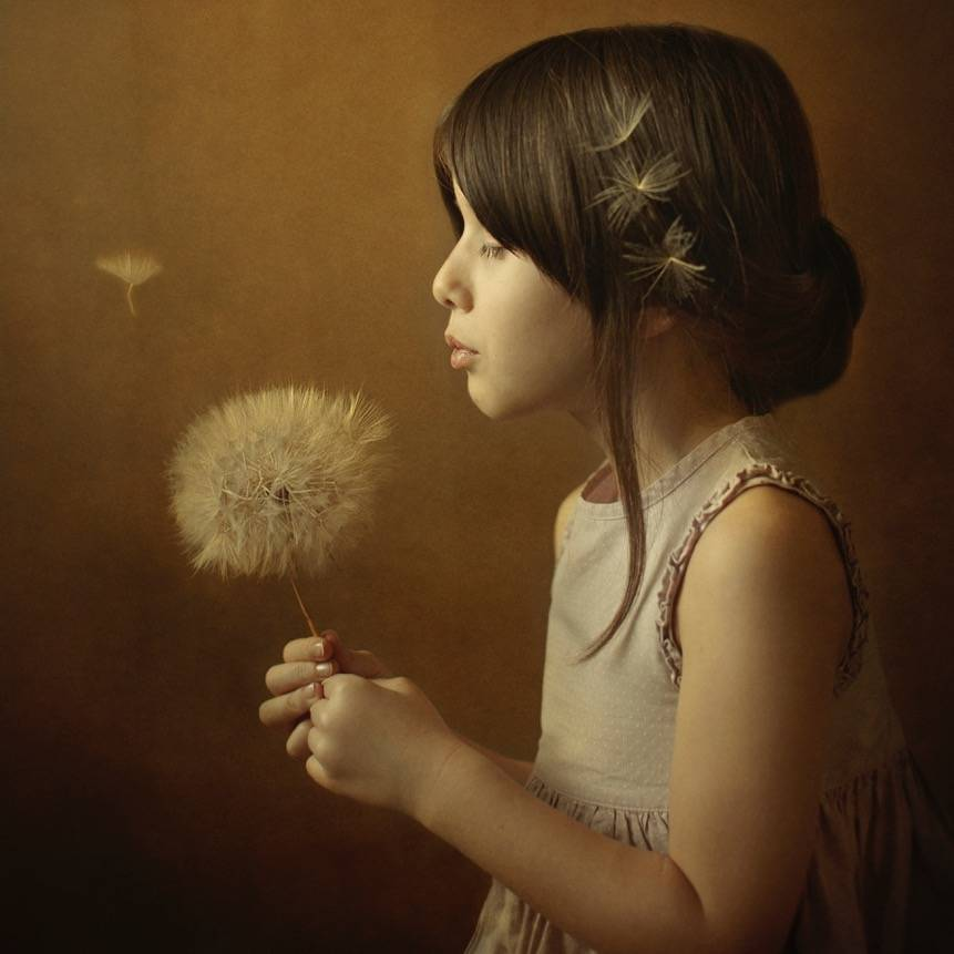 Umo Art Gallery A Dandelion Poem