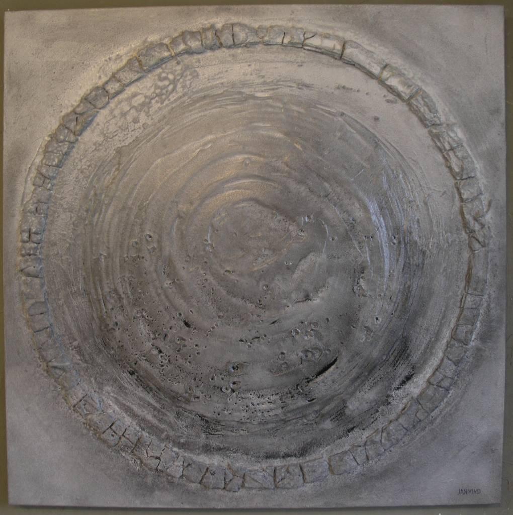 Jan Kind Wallsculpture Stonecell