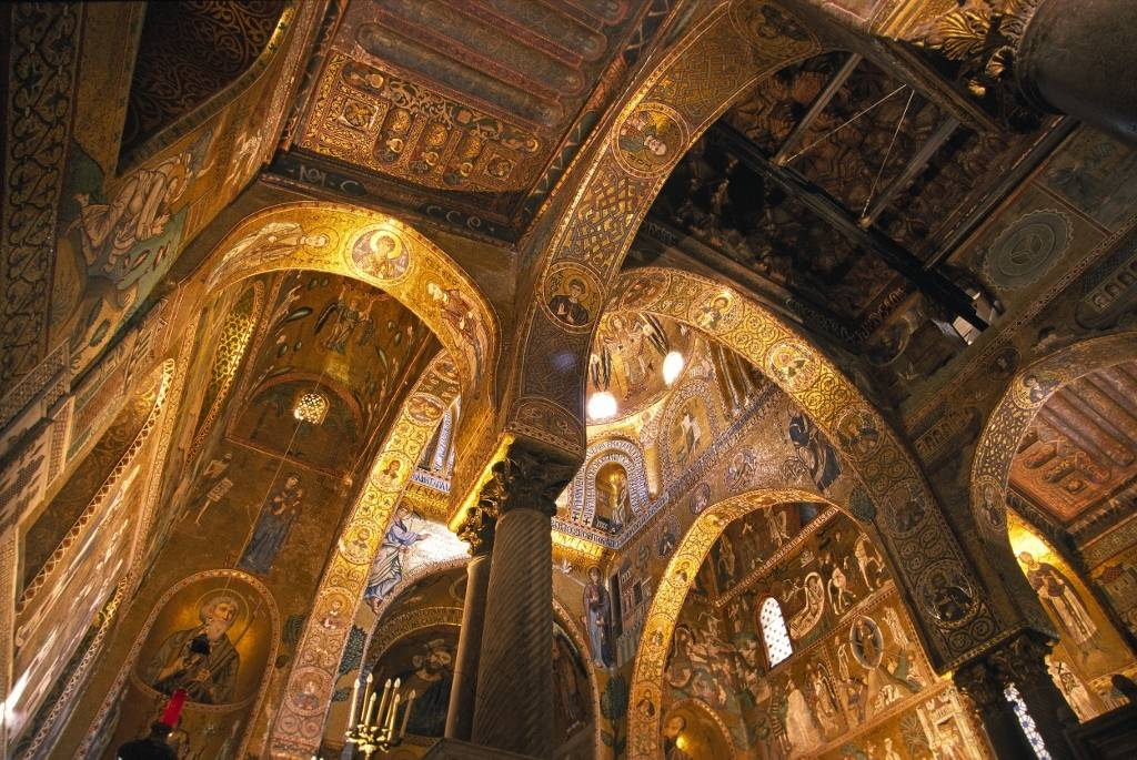 Umo Art Gallery Palace Chapel, Palermo