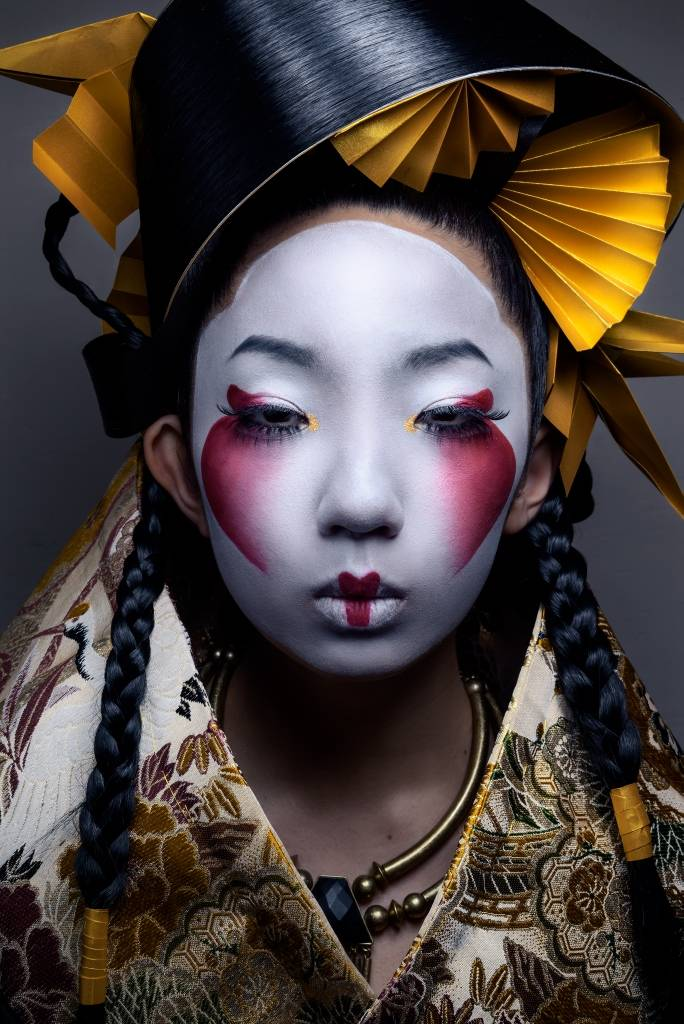 Umo Art Gallery Geisha