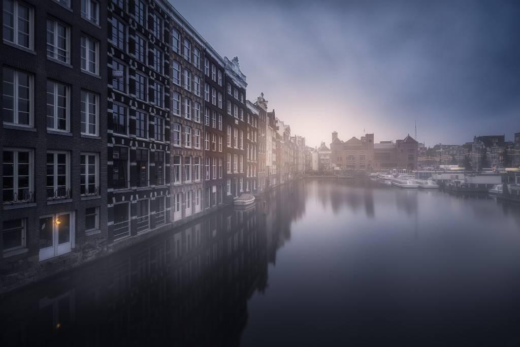 Umo Art Gallery Amsterdam Morning III