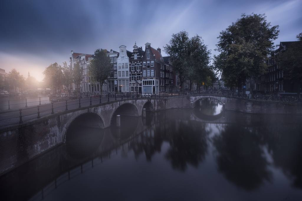 Umo Art Gallery Amsterdam Morning II