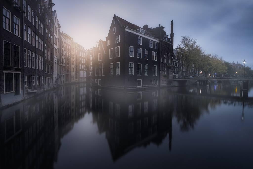 Umo Art Gallery Amsterdam Morning I